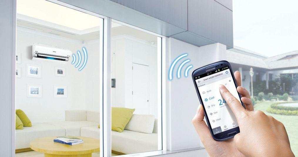 Samsung Funkcja WiFi